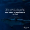 Of The Presence Of God