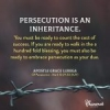 Of Persecution
