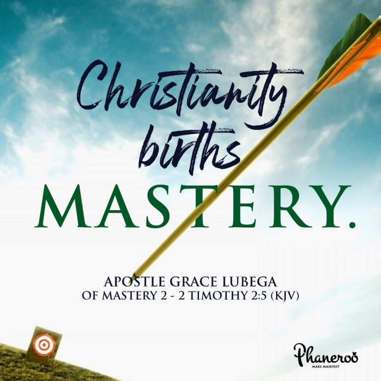 Of Mastery - 2